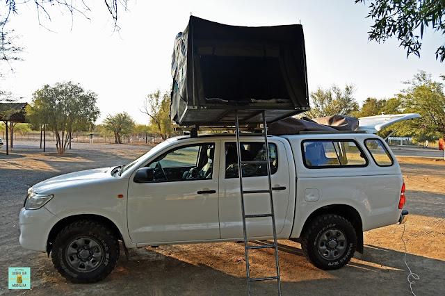 Alquiler 4x4 en Namibia