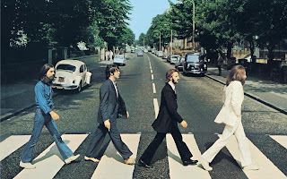 Capa do Disco Abbey Road, dos Beatles