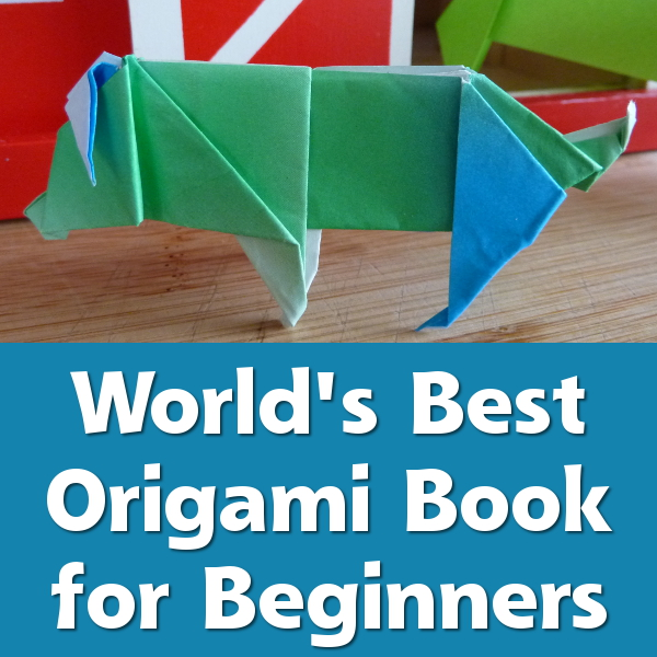 World's Best Origami Book for Beginners and Adults paper folding craft review