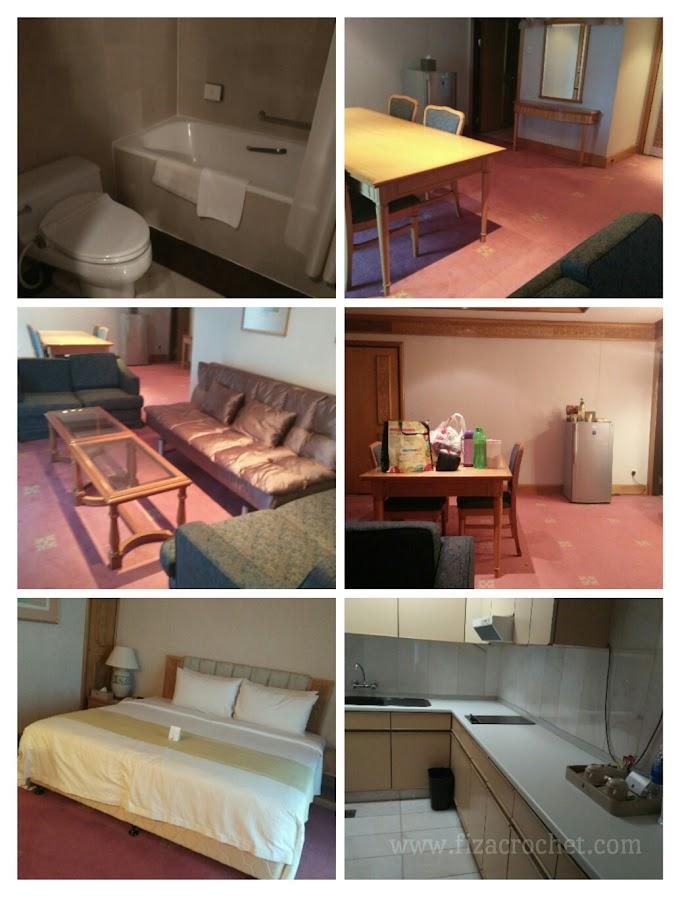 Pengalaman Bermalam Di Riverside Majestic Hotel