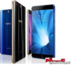 مواصفات و مميزات هاتف زد تي اي ZTE nubia Z17 miniS  مواصفات موبايل/ جوال زد تي اي نوبيا زد 17 ميني اس