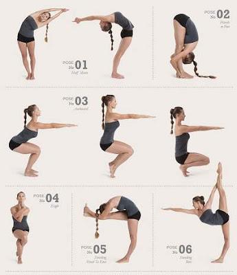 7 Pose Terbaik Yoga yang Memperkecil Perut