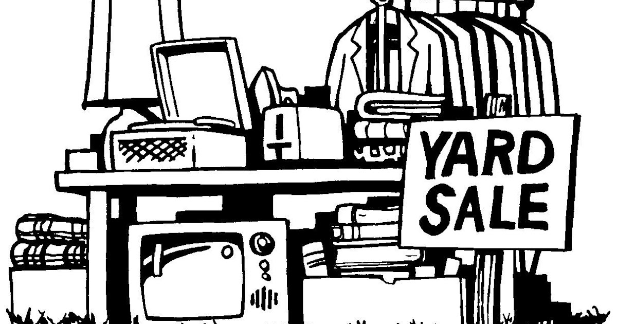 Welcome To Ward 5 Online Yard Sale This Saturday