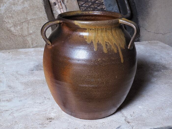 Woodfired Pottery Vase by Future Relics Gallery