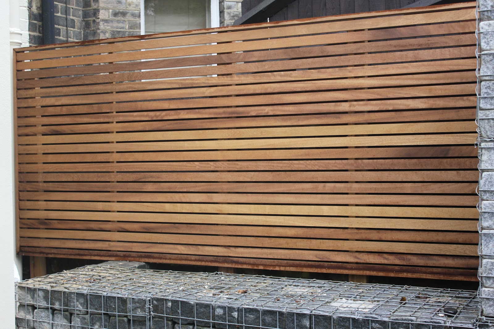 Jdh Joinery And Timberscape Hampstead Hard Wood Slatted