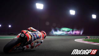 Moto GP 18 Wallpaper