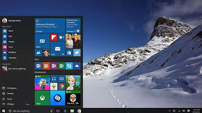 Harga OS Windows 10 Home dan Windows 10 Pro Terbaru