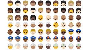 Emoji Android Nougat