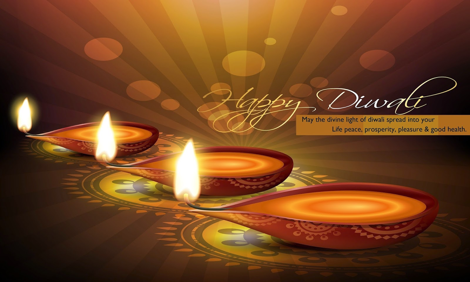 Happy Diwali Wallpapers And Backgrounds: Happy Diwali 2014 Greeting And Wishes HD Wallpapers Free