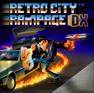 Retro City Rampage DX classic sandbox PSP playstation portable iso english español