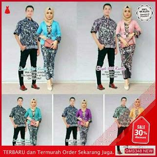 GMS348 BTKST350B96 Batik Couple Lilit Rovella Kebaya Dropship SK2009041164