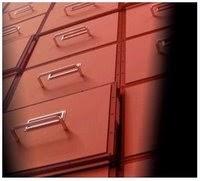 #Arquivologia - Organização de Arquivos