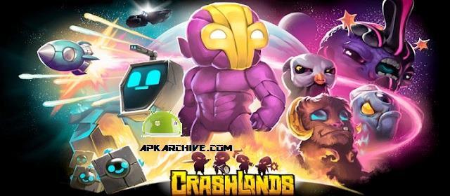 Crashlands Android Macera Oyunu apk indir