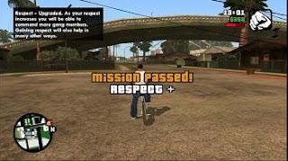 Imagens do jogo (GTA-SAN ANDREAS PS2 USA) site JSV