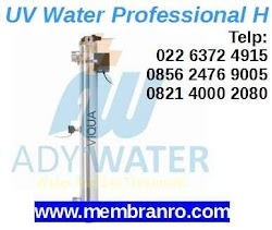 Harga Jual Lampu UV Viqua Professional H Water Sterilizer di Jakarta Bogor Karawang Bandung Depok Tangerang Selatan ADY WATER