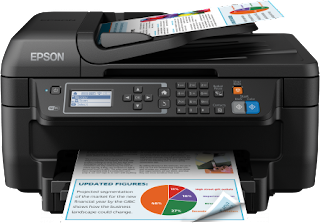 Download Epson WorkForce WF-2750DWF drivers