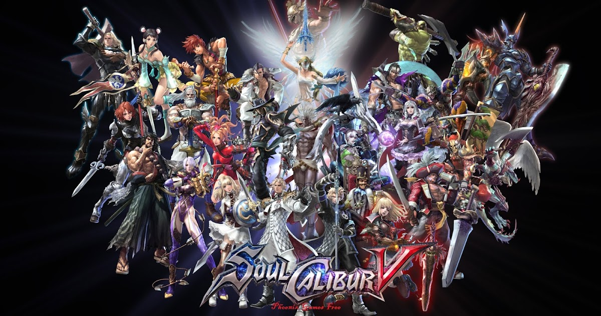 Phoenix Games Free Descargar Soulcalibur V Ps3 Google Drive