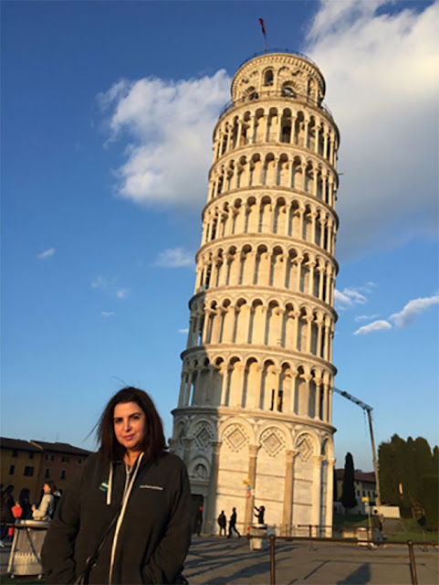 OCCASION LIKE FARAH KHAN THIS MID YEAR!  - FARAH KHAN HOLIDAY TOUR TO MANY PLACES - BOLLYWOOD NEWS