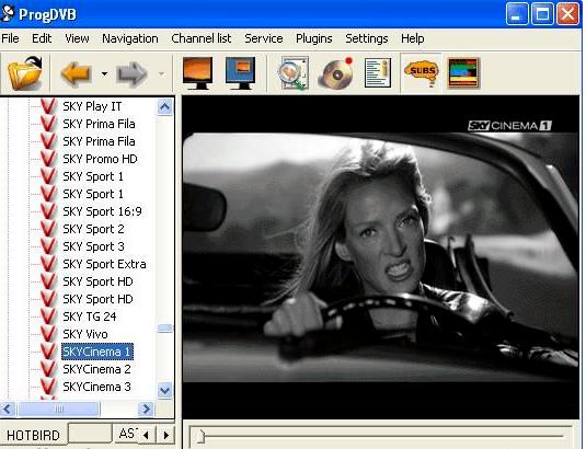 شرح + تحميل برنامج مشاهدة قنوات التلفزيون على الكمبيوتر ProgDVB 7