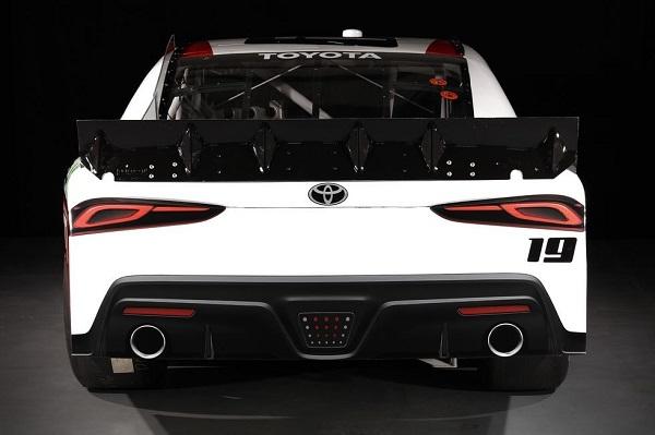 Toyota Supra Nascar 2019