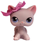 Littlest Pet Shop Seasonal Cat Shorthair (#246) Pet