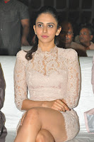 Rakul Preet Singh Glam Photos at Malli Raava Pre-Release Event TollywoodBlog