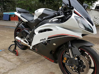 INFO MOGE BEKAS JAKARTA : Dijual Yamaha R6 - JAKARTA