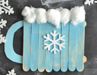 Fun Winter Crafts for Kids