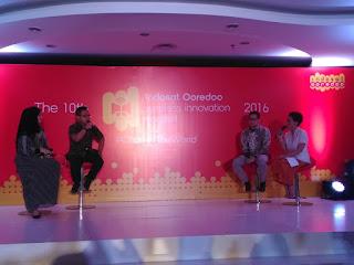 Talkshow IWIC 2016