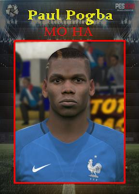 PES 2016 Paul Pogba