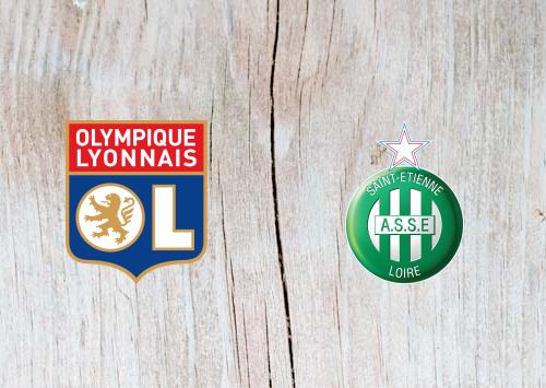 Lyon vs Saint-Etienne - Highlights 23 November 2018