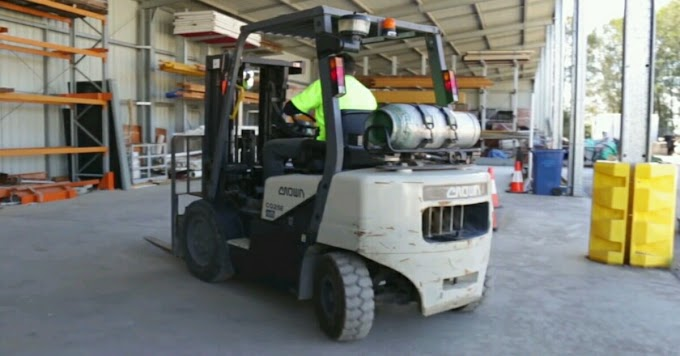 Become forklift driver where and how to get there