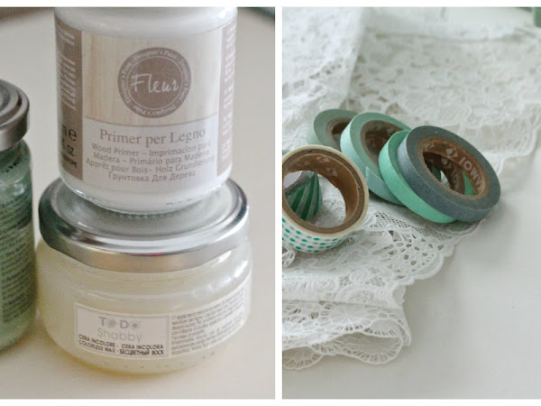 Scandi DIY Makeover {Mint Lovers}