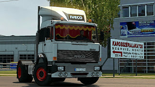 Mod truck Iveco Special v.1.4 ETS2