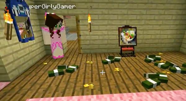 Minecraft video news popularmmos does minecraft furniture challenge