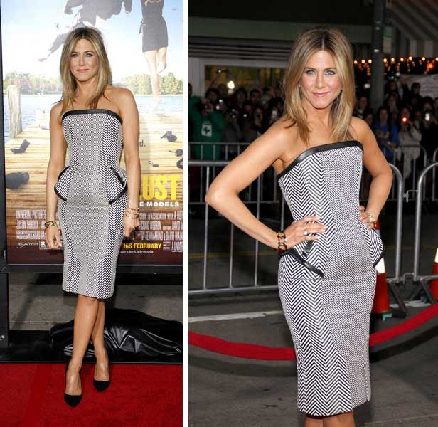 Living Livelier Red Carpet To Room Jennifer Aniston