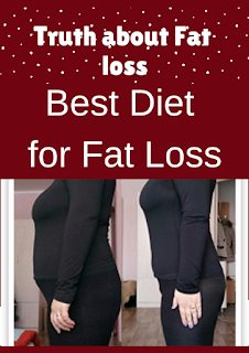Diet to lose fat