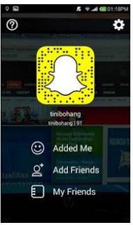 Situs mengembangkan video snapchat sudah diluncurkan semenjak tahun  Cara Menggunakan Snapchat Bagi Pemula