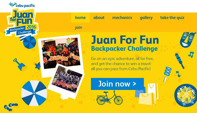 Calling adventurous students, join Juan for Fun for a free getaway with friends!