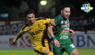 Hasil Bhayangkara FC vs PSMS Medan 3-1 Liga 1 Jumat 3/8/2018
