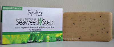 Reviva Labs All Natural Seaweed Soap