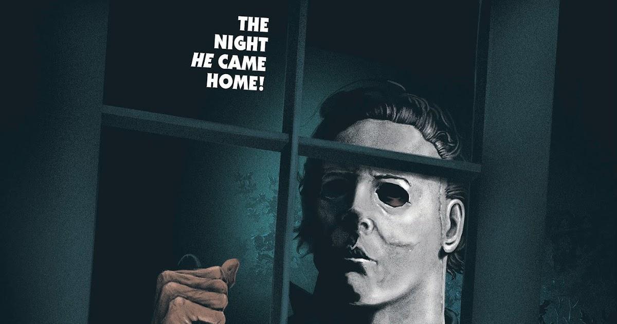 Halloween Movie Poster 2018.Inside The Rock Poster Frame Blog Gary Pullin Halloween Movie