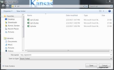 Save file dialog c#