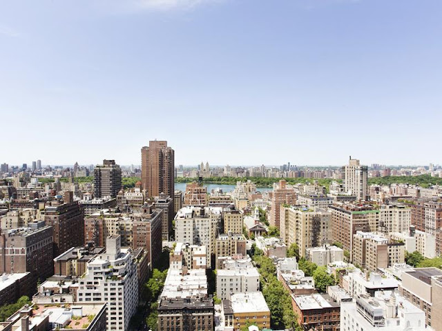 Photo of Central Park view from the penthouse