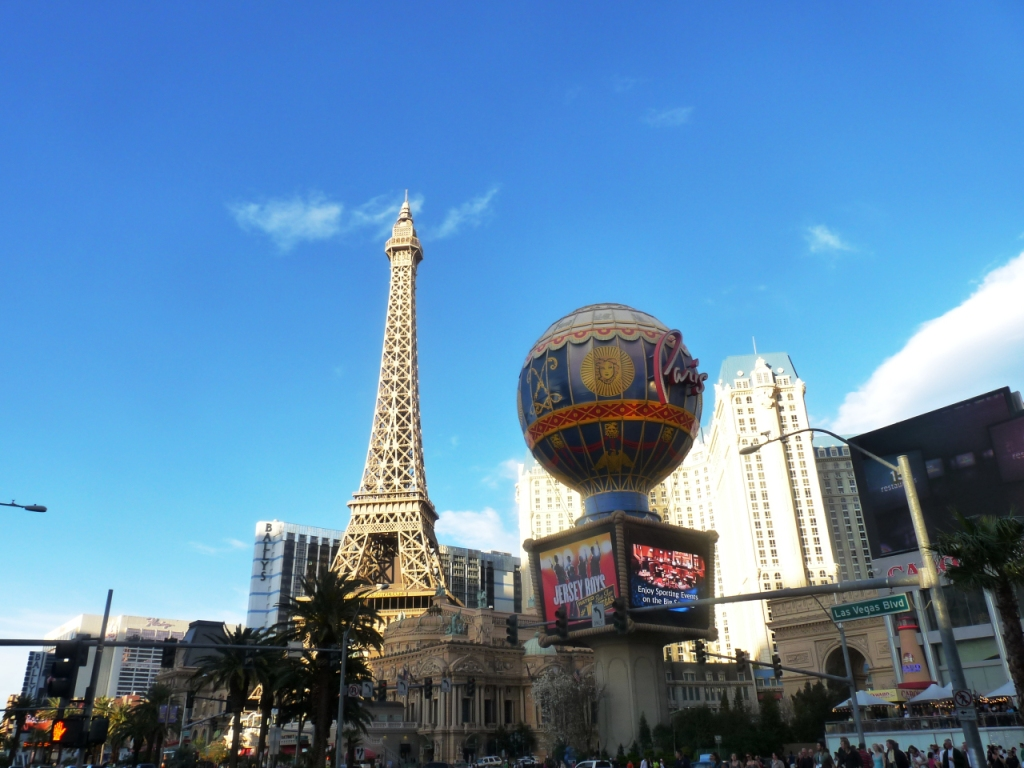 Hotel Strip Las Vegas Pas Cher
