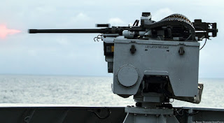 Kongsberg Sea Protector MK50