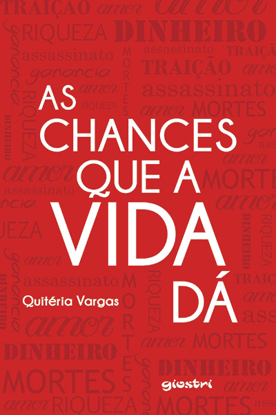 Capa do livro As Chances que a Vida Dá