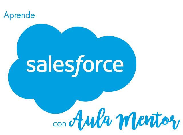 Salesforce con Aula Mentor