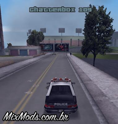 mod cleo rádio todos os carros gta