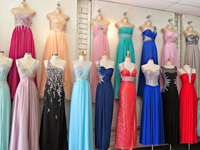 Вечерние платья напрокат